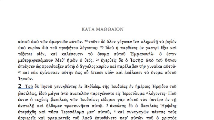 5x8 Regular Font Greek